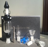 Wholesale 2016 Smoking Dogo Nectar Collector Kit Nectar Collector Honey Straw for Oil and Wax