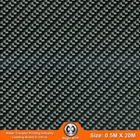 Wholesale China WTP Factory Carbon Fiber Hydrographic Film NO MG Width m Length m Water Transfer Printing Film