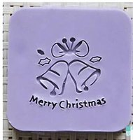 bell soap - custom Christmas Bell handmade soap seal soap stamp candy stamp diy soap animal Chapter logo decoration