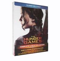 La vendita calda The Hunger Games Completa 4 Film Collection Blu-ray a 6 dischi dvd blu ray
