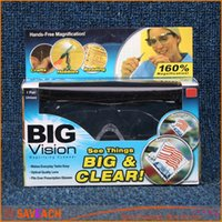 Wholesale Big Vision Magnifying Eyewear Glasses Magnification Hands Free Magnification Great For Men or Women