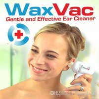 Wholesale WAX VAC ear cleaner electronic ear wax cleaner dryer drop