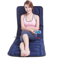 acupressure neck pain - Home Massager Cushion Acupressure Mat Relieve Stress Pain Acupuncture Spike Full body Massage Cervical Neck Vibration Device