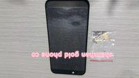 bar matt - Real carbon fiber with black matt K Gold Plating Battery Back Housing Cover Skin for iPhone kt ct Limited Edition Gold cases
