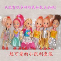 Wholesale olls Accessories Dolls NEW Cute Little Kelly Dolls Kids Lovely Toys Girls Excellent Birthday Gifts Dolls Lowest Factory Price F