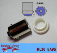 bayonet base - BA9S bayonet holder carrier socket plastic base with copper basement factory RL30