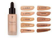 face cream - Unique Touch Mineral Liquid Foundation Professional Makeup Foundation Waterproof Face Concealer Liquid Colors