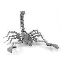 beautiful scorpion - Educational Toys for Children amp Adults DIY Jigsaw Puzzles Scorpion Model Beautiful Gift d puzzle