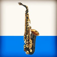 alto baritone - high quality Alto Saxophone YAS EX Curved Baritone Musical Instruments Professional Sax