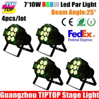 auto bulb sizes - TIPTOP High Quality W IN1 DMX Par Light DMX CH RGBW Led Par Cans Quad Small Led Par Light V V Mini size