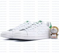 Wholesale Lowest Price NEW STAN SMITH SNEAKERS CASUAL LEATHER MEN S AND WOMEN S SPORTS JOGGING SHOES MEN FASHION CLASSIC FLATS SHOES