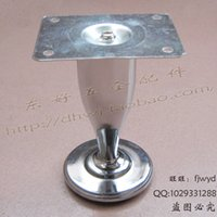 aluminum booth - Booth foot sofa foot sofa leg cabinet foot aluminum cabinet feet adjustable table foot carved stainless steel