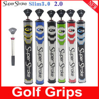 Wholesale Newest Super Stroke Mid Slim Slim with Countercore Putter Grip colors SuperStroke PU golf club grips