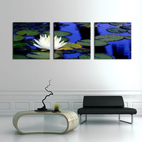 art styles canvas - Lotus Pond In Chinese Style Wall Art Painting Print On Canvas Pictures For Modern Home Decor Pieces The Picture Artwork Decoration