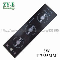 aluminum wall plate - Outdoor Lighting Floodlights LED PCB Aluminum baord plate W W W W W W pcb plate for W W Tube