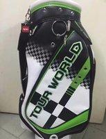 Wholesale New Golf clubs bags HONMA Golf cart bags high quality PU Golf bag colors in choice Golf equipment