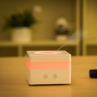 Wholesale 120ml LED Aroma Humidifier Aromatherapy Essential Oil Diffuser Ultrasonic Cool Mist Function for Home Office Bedroom Room Good Gift