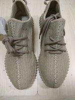 Cheap 2016 Hot Sale Yeezy 350 Boost Oxford Tan Authentic Kanye West Yeezy Boost 350 Boots Low Primeknit Running Sport Sneakers Shoes