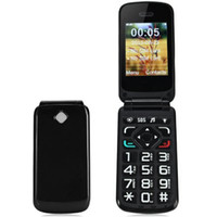 android phones with qwerty keyboard - VKWORLD Diamond VKZ2 Flip Phone Camera Dual SIM SOS Big Keys and Fonts Qwerty keyboard