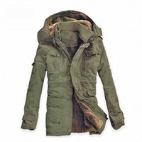 Wholesale 2016 New Fashion Winter Jacket Men Outdoor Breathable Warm Sport Coat Parkas Thickening Casual Cotton Padded Jacket XL XXXXL