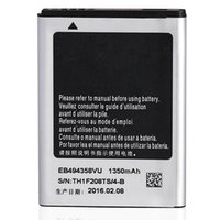 ace standards - s5830 Battery AAA High Capacity EB494358VU Batteries For Samsung Galaxy Ace s5830 Battery Standard Li ion AKKU Battery
