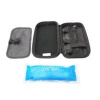 Cheap Vb insulin cold box mini portable insulin cold storage bag for ht ll2011yb small bolsa termica with two Icicles car