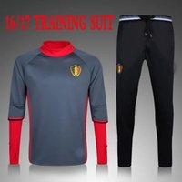 belgian red - Belgian football training suit red blue FELLAINI E luca library home Kompany Belgian football training suit