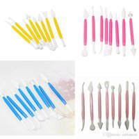 baking decorating kit - 8Pcs Modelling Cake Tools Pen Decorating Sugar Craft Baking Icing Cup Kit E00165 SPDH