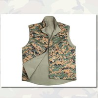 Wholesale Reversible Waistcoat Vest Army Outdoor Hunting Wear Sport Camping Emersongear Clothing For Men Vests JD