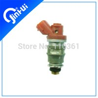 Wholesale 12 months quality guarantee fuel injector nozzle for Nissan Toyota Previa L OE No