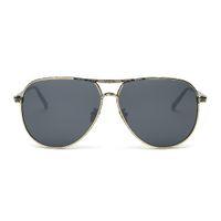 artificial nose - AEVOGUE Sunglasses Men Brand Designer Cool Glasses Mirror Fashion Emeralds Artificial Nose Pads Sun Glasses UV400 AE0362