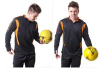 Wholesale fashion Long Sleeve Football Training Suit Football Training Clothes Sports Suit Breathable Sweat Absorbent Colors