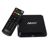 Wholesale M8S M8S Plus Android5 TV Box Amlogic S812 Quad Core Wifi GB GB H Gigabit Lan Bluetooth4