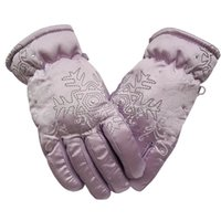 Wholesale 2016 New Winter Boy Girl Kids warm gloves outdoor Sports children Skiing gloves