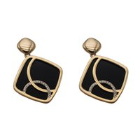 alloy sheets - Hot Sale Fashion Jewelry New Women s Party K Gold Plating High Quality Statement Sheet Drop Earring