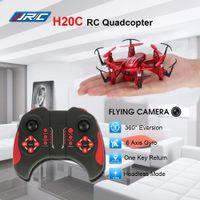 auto return - Original JJRC H20C G CH Axis Gyro RC Quadcopter Headless Mode Auto return Drone with MP Camera RM4665
