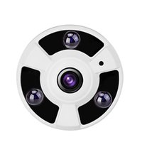 Wholesale Hd Cmos Array Leds Ir cut mm fisheye Lens Panoramic degree Armour Dome Security Camera Surveillance Camera