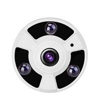 array leds - Hd Cmos Array Leds Ir cut mm fisheye Lens Panoramic degree Armour Dome Security Camera Surveillance Camera