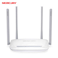 Wholesale Mercury antenna optical wireless router wireless wifi put through wall MW325R intelligent bridge