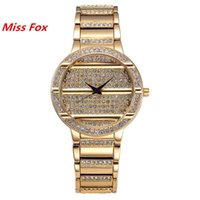 alloy function - 2016 Miss Fox New Butterfly Female Fashion Watches Alloy Glass Materials Have Waterproof Function Of Beautiful Appearance
