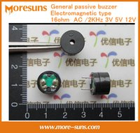 ac impedance - by DHL EMS General passive buzzer Electromagnetic type impedance ohm AC KHz V V V buzzer