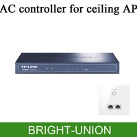 Wholesale AC controller for ceiling access point AP controller TL AC100 computer and networking products for AP controller