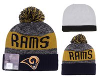 best golf brands - New football beanies sports teams hats top quality wool cap brand beanies hats cool knit beanie best women beanies hats high quality YDMY