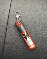 Wholesale 2pcs Self Defense Device lady Pepper Spray with A Keychain woman self defense ML