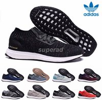 Wholesale Adidas Ultra Boost Uncaged Black Grey Red Men Running Shoes Fashion Outdoor Sport Sneakers Design Ultra Boosts Casual Shoes