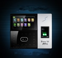 Wholesale Multi Biometric Terminal Time and Attendance Access Control with Face Recognition for Office