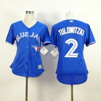 Wholesale 2016 Troy Tulowitzki Women Jersey female Baseball Jersey Best quality Embroidery Logos Authentic Jersey Size S M L XL XXL
