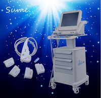 Wholesale Hifu Machine For Face Lift Wrinkle Removal Ultherapy Machine High Intensity Focused Ultrasound For Face hifu