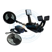 Wholesale MD Underground Metal Detector Gold Treasure Hunter Max Detection Depth m Two Coils Included