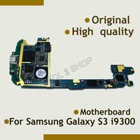 Wholesale For Samsung Galaxy S3 i9300 motherboard mainborad with full chips logic board Original